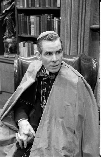bishop fulton sheen on capital  labor  and economic man