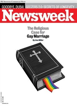 Newsweek article on same sex marriage